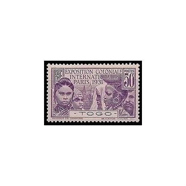Togo N° 162 Obli
