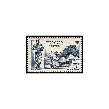 Togo N° 245 Obli