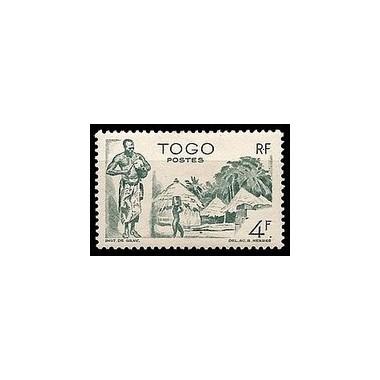 Togo N° 247 Obli
