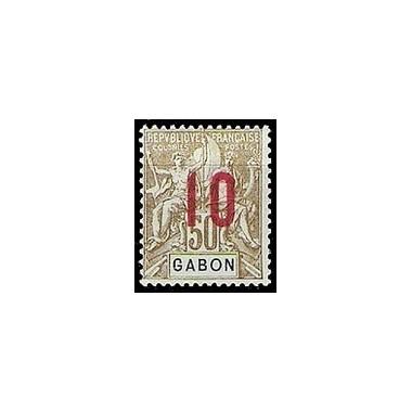 Gabon N° 074 N **
