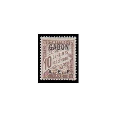 Gabon N° TA 02 N **