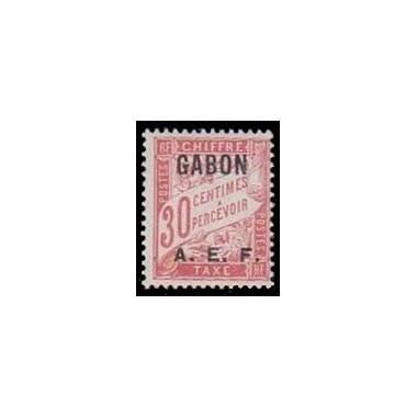 Gabon N° TA 05 N **