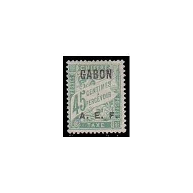 Gabon N° TA 06 N **