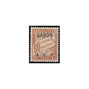 Gabon N° TA 08 N **