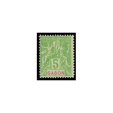 Gabon N° 019 N *