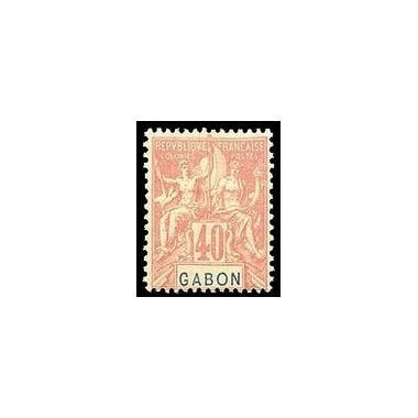 Gabon N° 026 N *