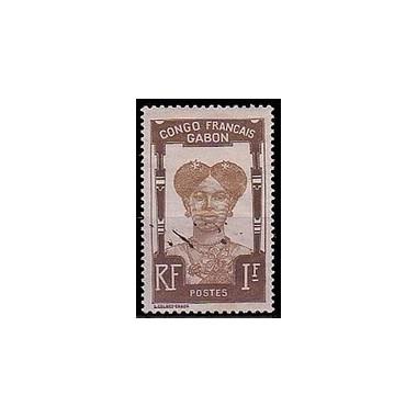 Gabon N° 046 N *