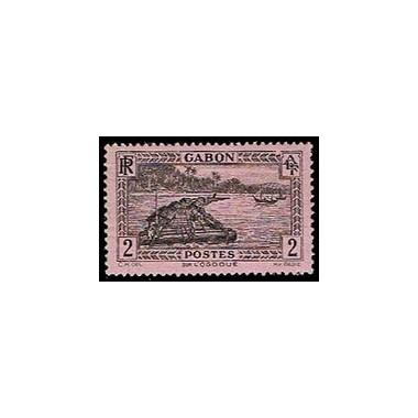 Gabon N° 126 N *