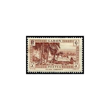 Gabon N° 144 N *