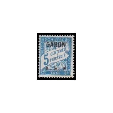 Gabon N° TA 01 N *