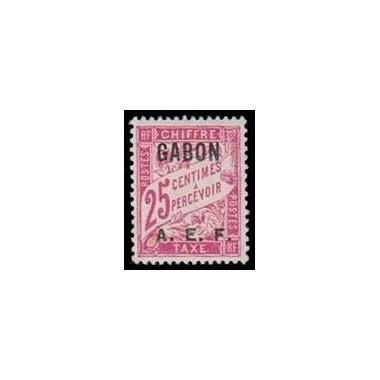 Gabon N° TA 04 N *