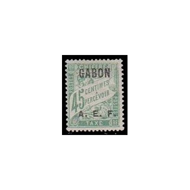 Gabon N° TA 06 N *