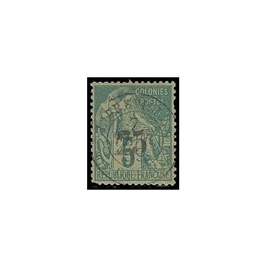 Gabon N° 008 Obli