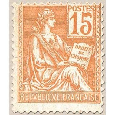 FR N° 117 Obl