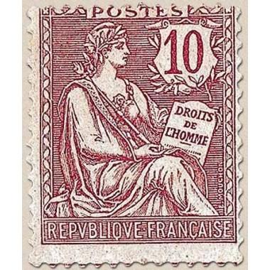 FR N° 124 Obl