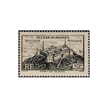 Fezzan N° 28 N*