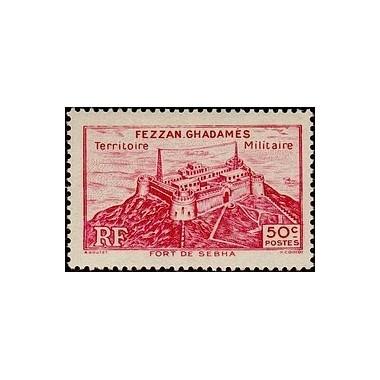 Fezzan N° 29 N*