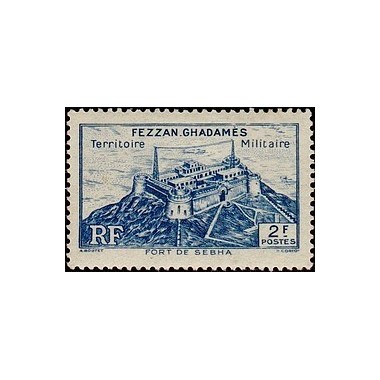 Fezzan N° 32 N*
