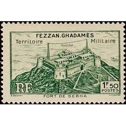 Fezzan N° 31 Obli