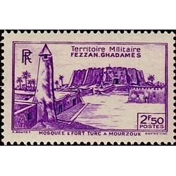 Fezzan N° 33 Obli
