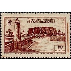 Fezzan N° 35 Obli