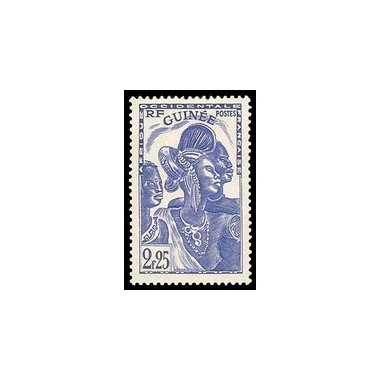 Guinée N° 167 N **