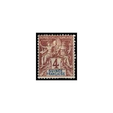 Guinée N° 003 N *
