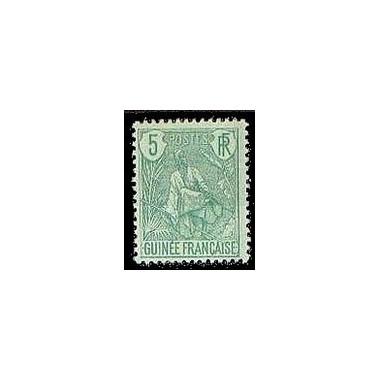 Guinée N° 021 N *