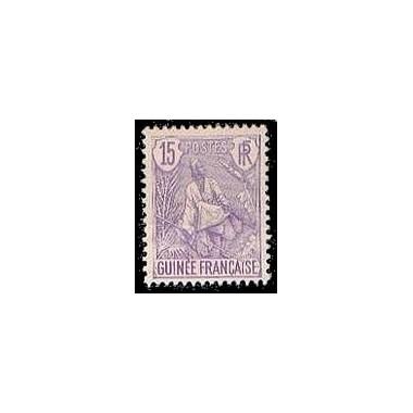 Guinée N° 023 N *