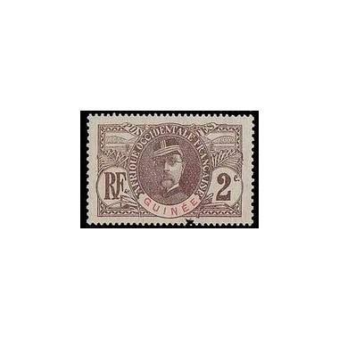 Guinée N° 034 N *