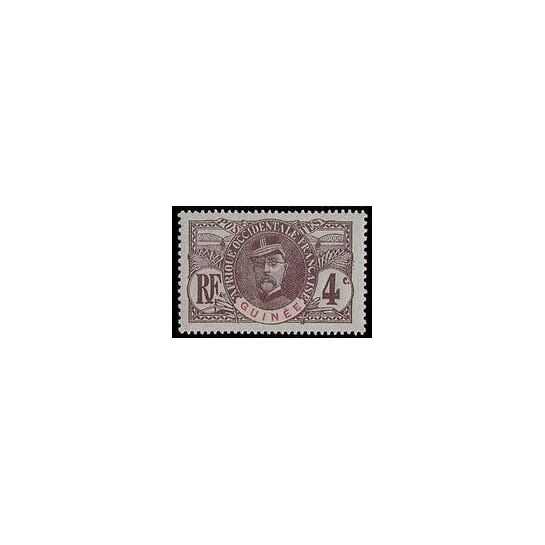 Guinée N° 035 N *