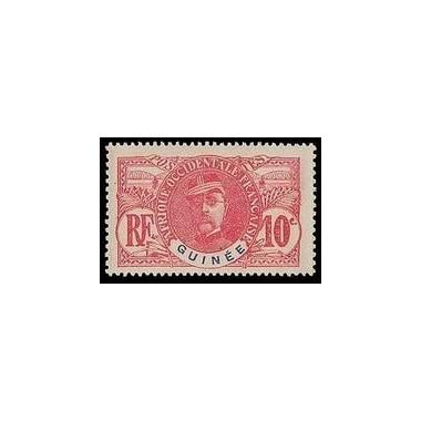 Guinée N° 037 N *