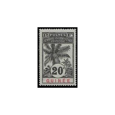 Guinée N° 038 N *
