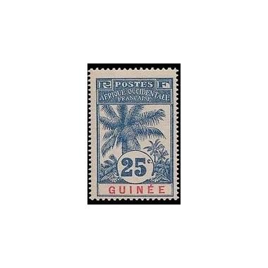 Guinée N° 039 N *