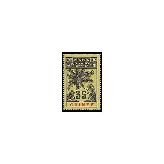 Guinée N° 041 N *