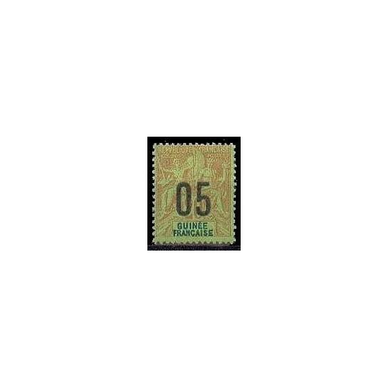 Guinée N° 051 N *