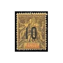 Guinée N° 054 N *