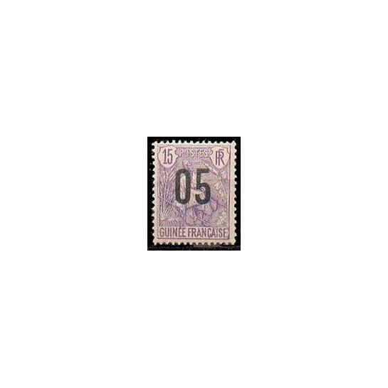 Guinée N° 057 N *