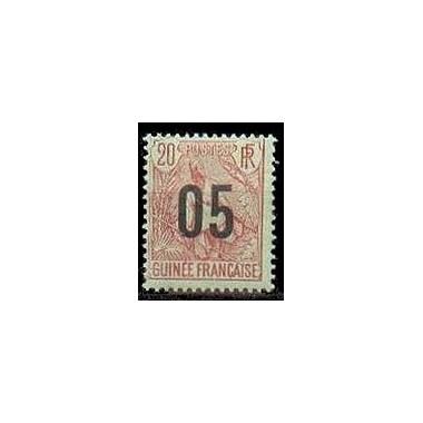 Guinée N° 058 N *