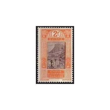 Guinée N° 078 N *