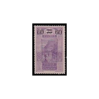 Guinée N° 081 N *