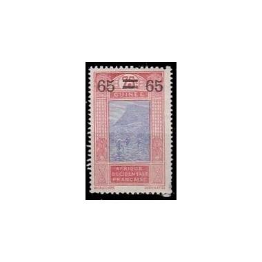 Guinée N° 082 N *