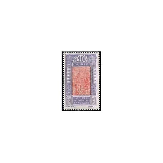 Guinée N° 086 N *