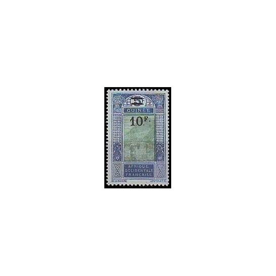 Guinée N° 105 N *
