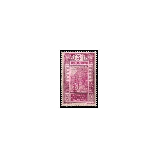 Guinée N° 114 N *