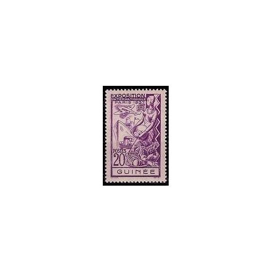 Guinée N° 119 N *