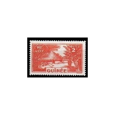 Guinée N° 125 N *