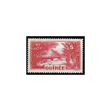 Guinée N° 128 N *