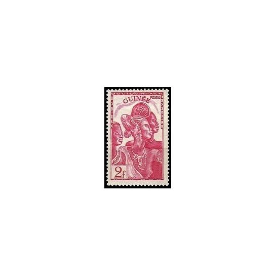 Guinée N° 142 N *