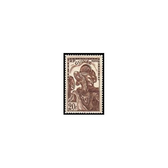 Guinée N° 146 N *